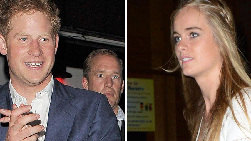 Verlobt sich Prinz Harry im Liebes-Urlaub?