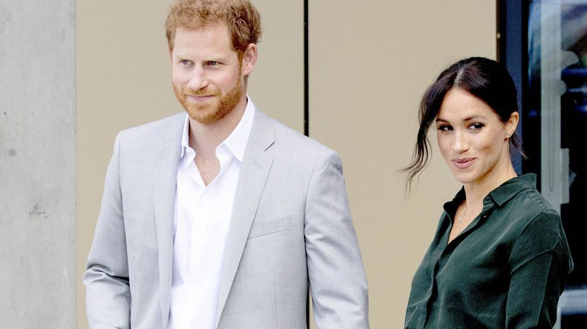 Erstes Weihnachten als Royal: Harry gibt Meghan viele Tipps