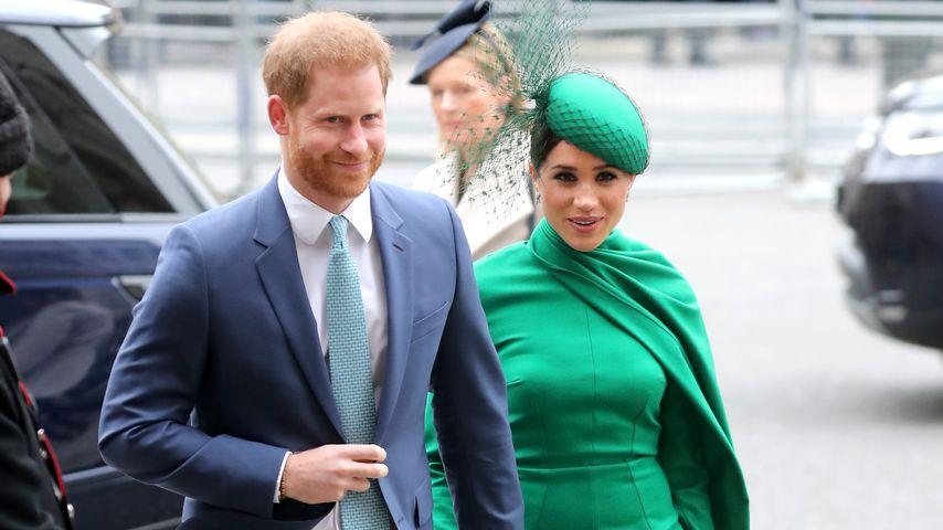 Prinz Harry und Herzogin Meghan am Commonwealth Day 2020