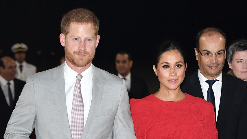 Nach Royal-Exit: Erobern Meghan und Harry die Red Carpets?