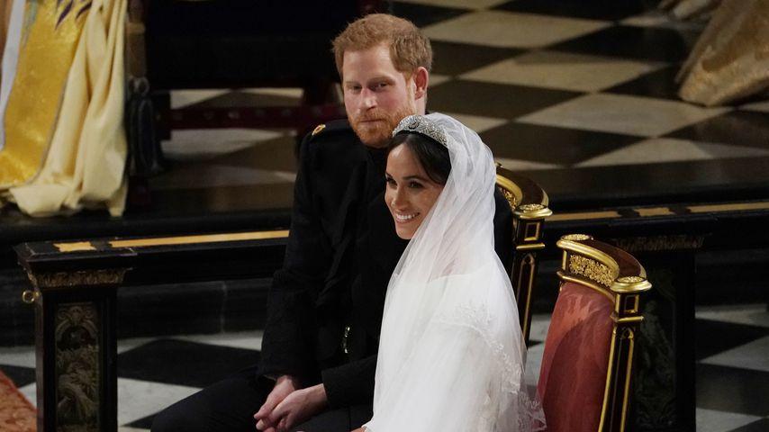 Das hatte Harry und Meghans Hochzeitslied zu bedeuten!