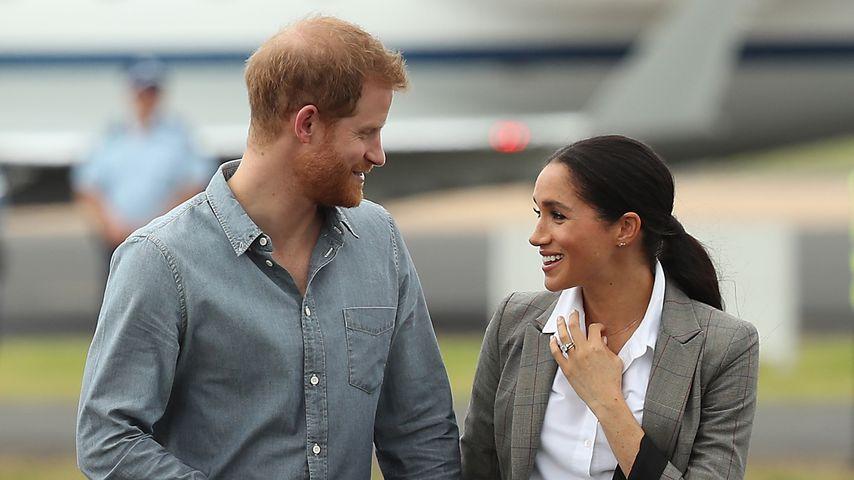 Prinz Harry und Herzogin Meghan, Dubbo 2018