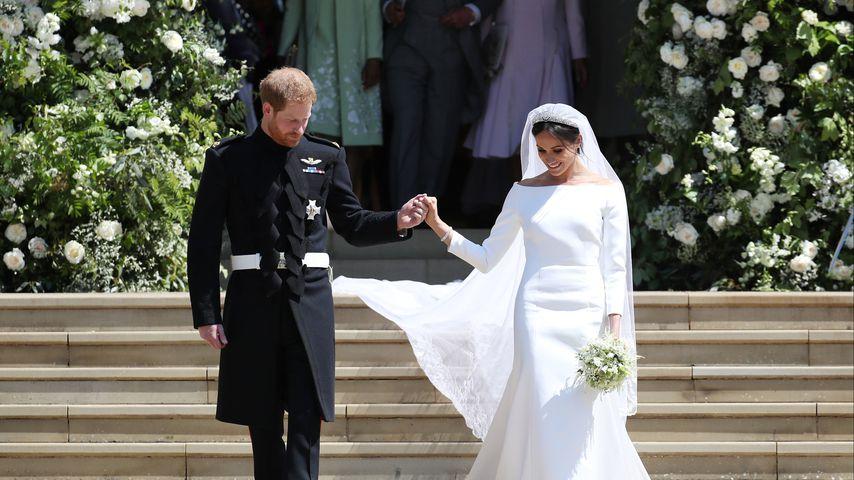 Prinz Harry und Herzogin Meghan im Mai 2018