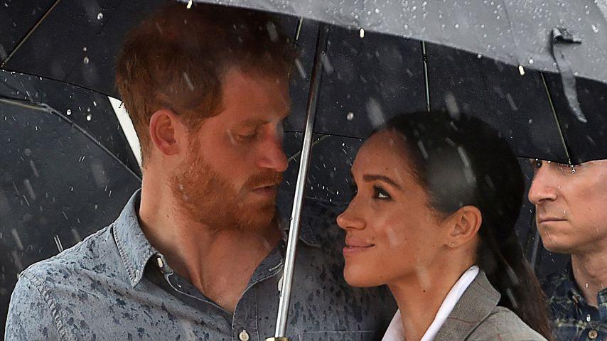 Prinz Harry und Herzogin Meghan in Dubbo 2018
