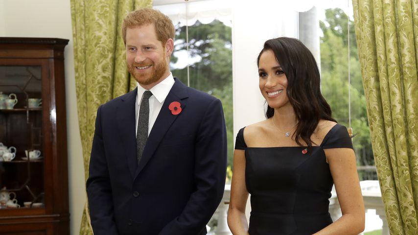 Hier wollen Prinz Harry & Herzogin Meghan alt werden!