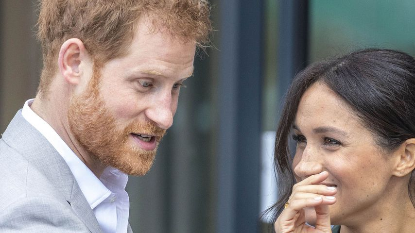 Prinz Harry und Herzogin Meghan in Sussex