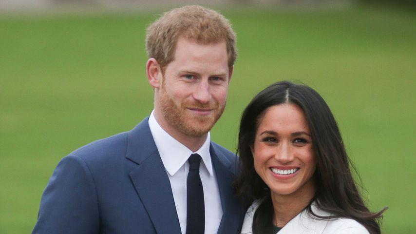 Wie heißen Prinz Harry und Meghan eigentlich mit Nachnamen?