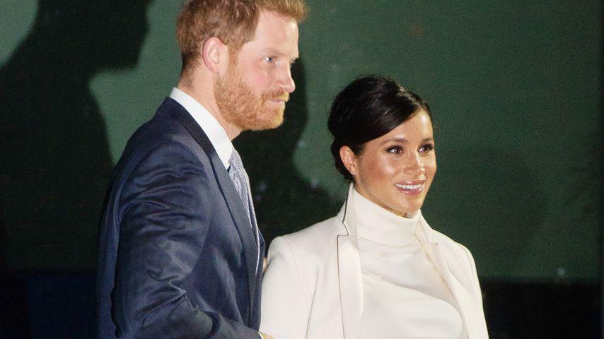 Süß: Prinz Harry hasste Sonntage – bis er seine Meghan traf