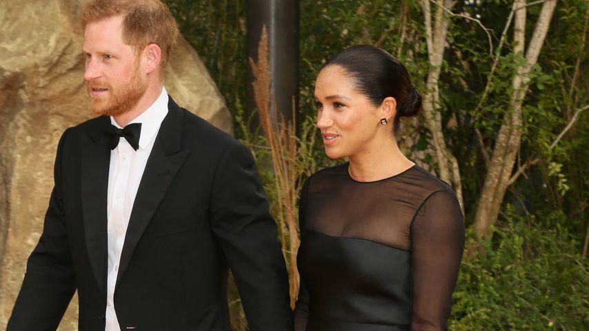 Prinz Harry und Herzogin Meghan, Juli 2019