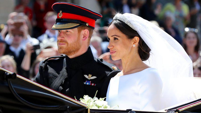Prinz Harry und Meghan wohnen jetzt in Santa Barbara