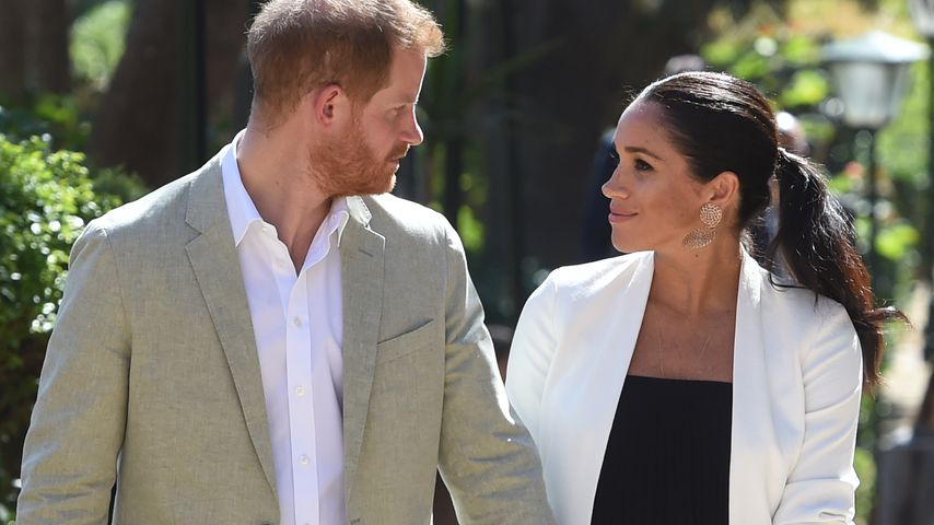 Prinz Harry und Herzogin Meghan  in Marokko 2019