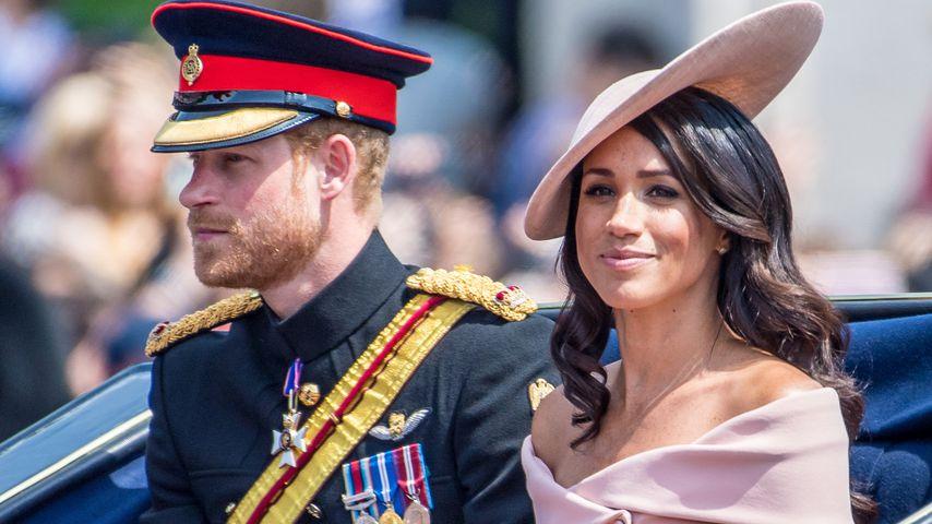 Prinz Harry und Herzogin Meghan, 2019