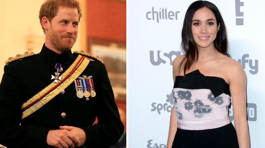 Royal-Regeln: Kann Prinz Harry Meghan überhaupt heiraten?