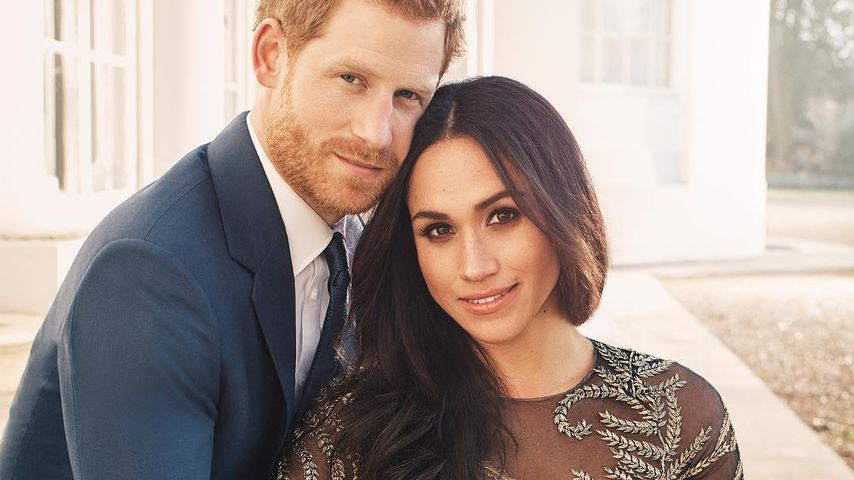 Keine Selfies mit Meghan: Handy-Verbot bei Royal Wedding!