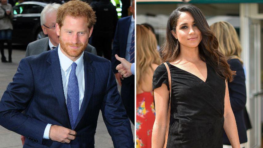 Verlobung von Prinz Harry & Meghan? Briten wären begeistert!