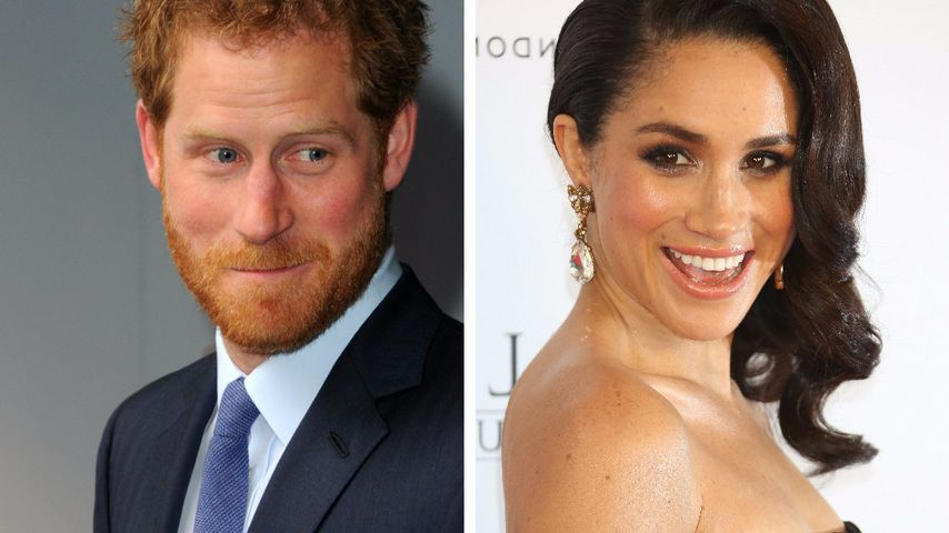 Prinz Harry: Heiratet er seine Meghan still & heimlich?