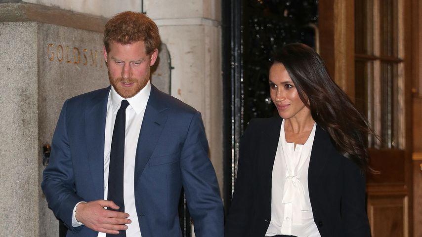 Prinz Harry und Meghan Markle bei den Endeavour Fund Awards