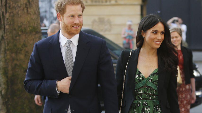 Meghan Markle: Darum ist dieses Outfit ein No-Go im Palast!