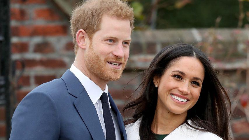 Mehr Zweisamkeit: Eine neue Bleibe für Prinz Harry & Meghan?