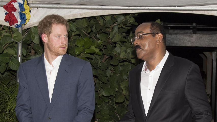 Oooops! Prinz Harry bekommt peinliches Flitterwochen-Angebot