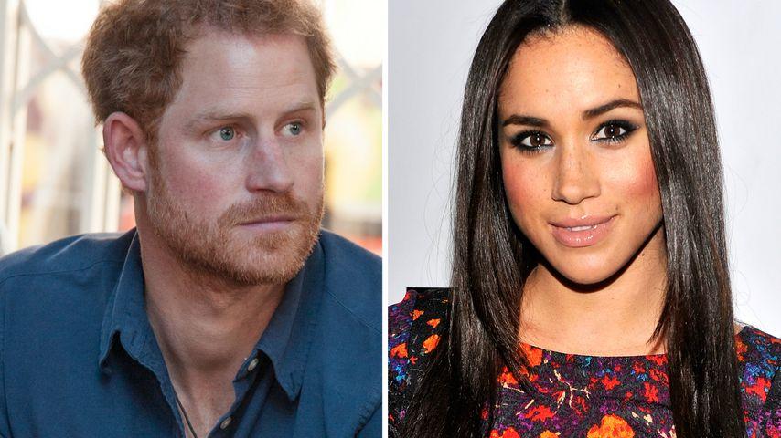 Prinz Harrys Freundin Meghan: Parallelen zu Lady Di (†)
