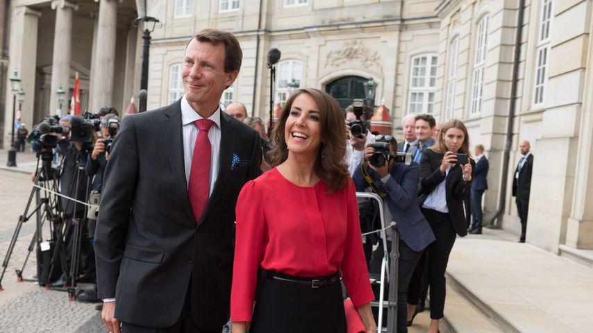 Dänemarks Prinz Joachim & Prinzessin Marie ziehen nach Paris