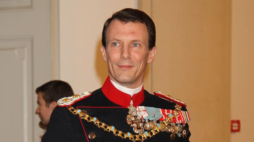 Prinz Joachim von Dänemark in Kopenhagen, Januar 2012