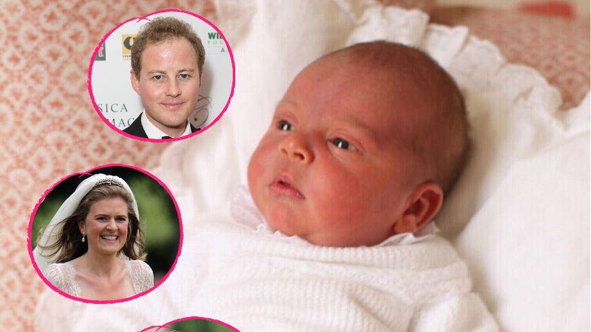 Queen verpasst Taufe von Urenkel Prinz Louis