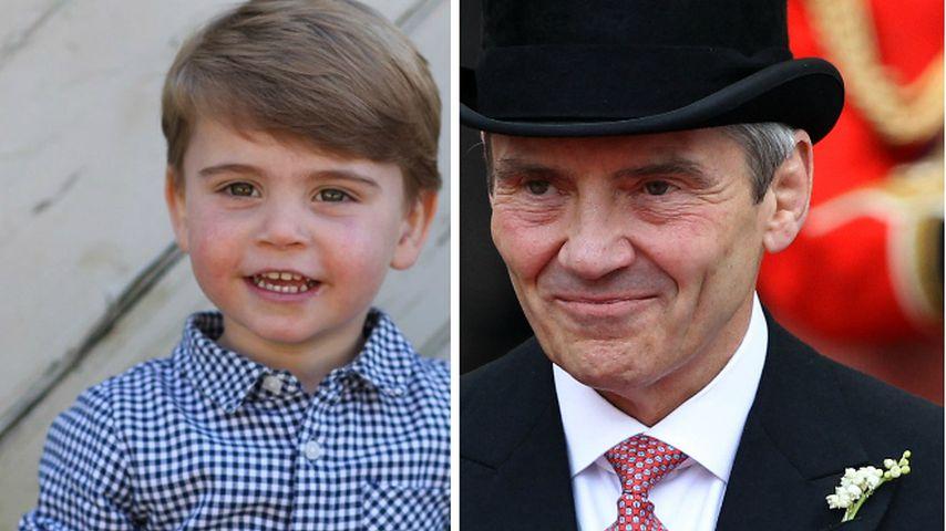 Fans staunen: Prinz Louis sieht aus wie sein Opa Michael