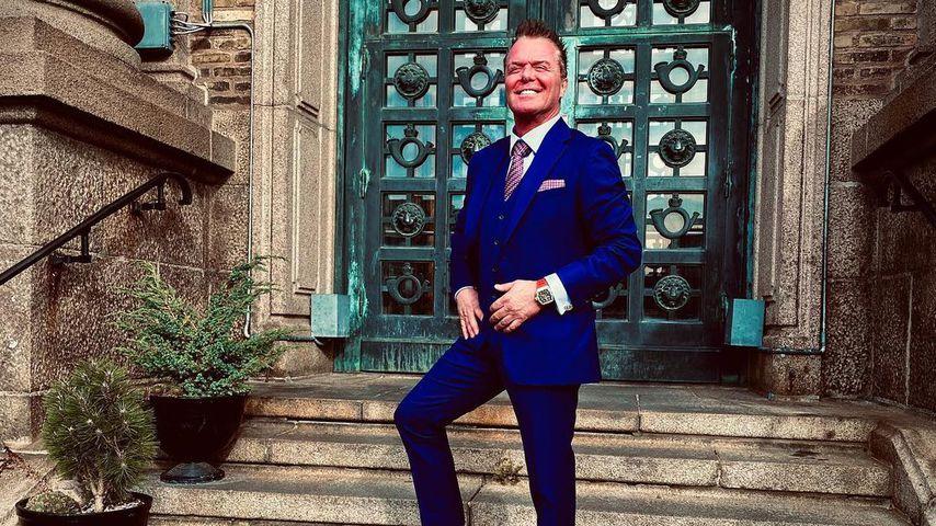 Prinz Marcus von Anhalt 2020 in Gothenburg