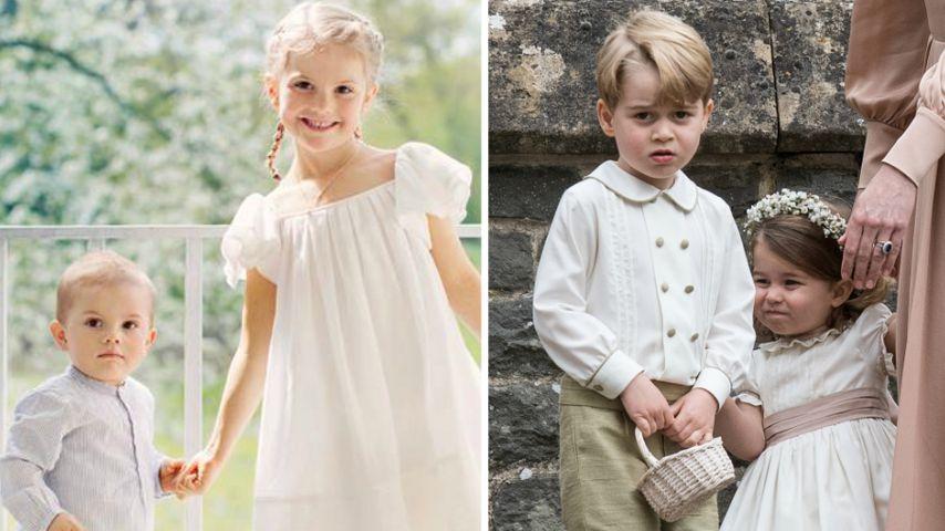 Estelle & Oscar: Sind sie NOCH süßer als George & Charlotte?