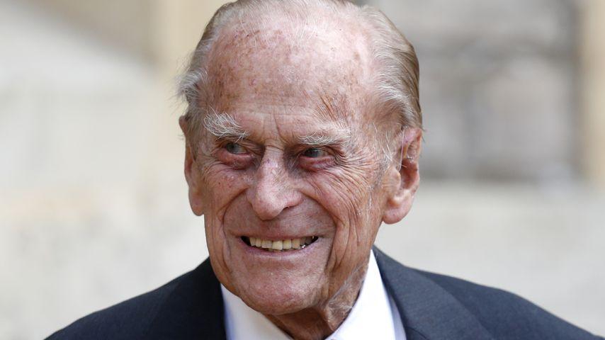 Prinz Philip im Juli 2020