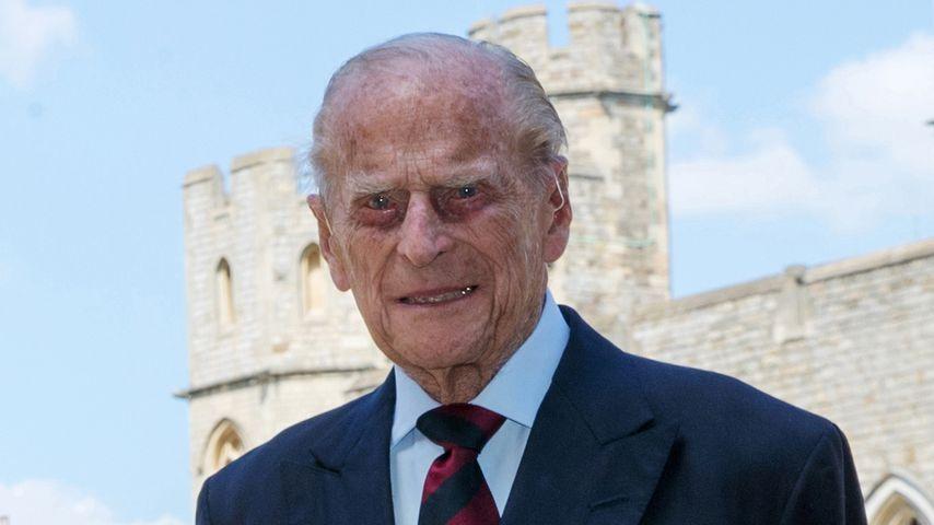 Prinz Philip an seinem 99. Geburtstag
