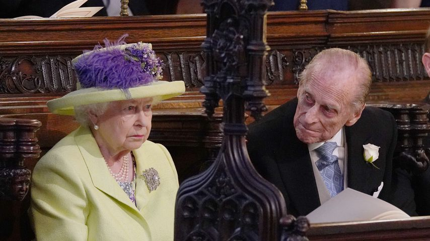"""""""Kohlkopf"""": So nennt Prinz Philip seine Frau Queen Elizabeth"""