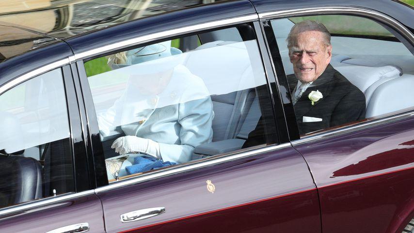 Nach Prinz Philips Crash: Am Unfallort stehen jetzt Blitzer!