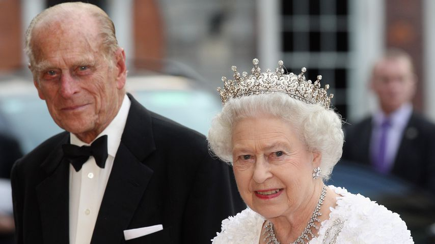 Prinz Philip und Queen Elizabeth II., Mai 2011
