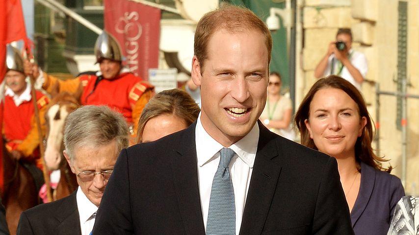 Angeworben: So engagiert Prinz William eine Nanny