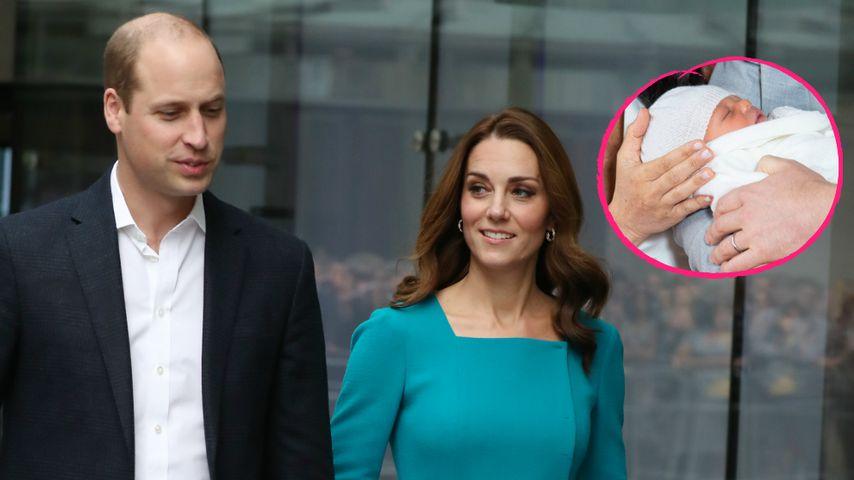 Prinz William und Herzogin Kate besuchen bald Neffe Archie!
