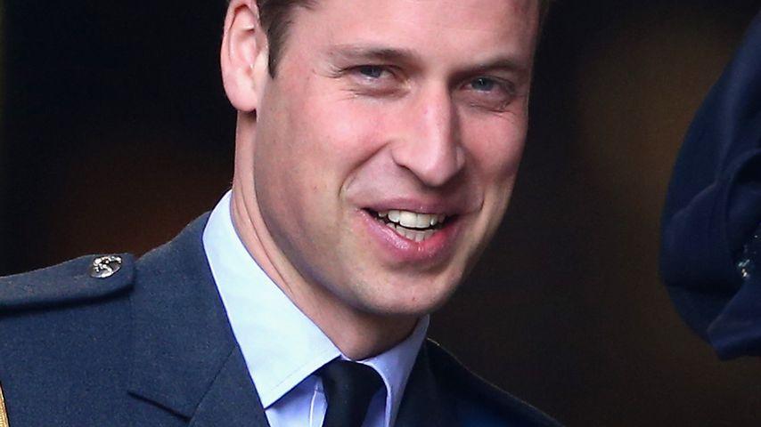 Baby-Fieber! Prinz William hat jetzt schon frei