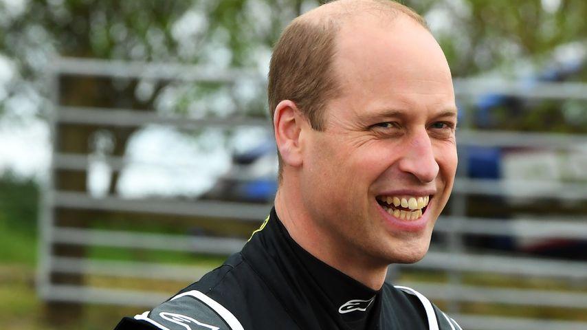 Prinz William, Mai 2021