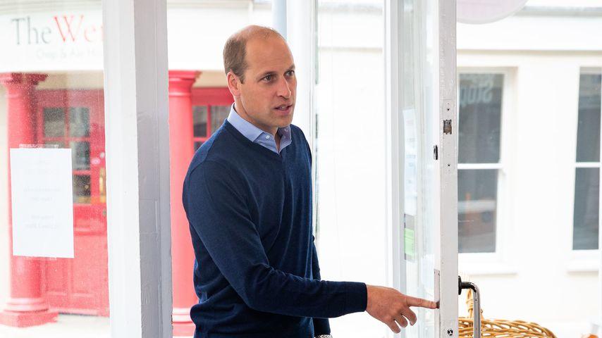 Prinz William im Juni 2020