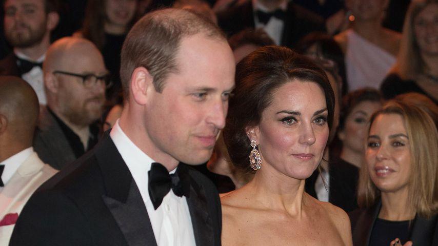 Nacktskandal-Prozess: William & Kate fordern 1,5 Millionen!