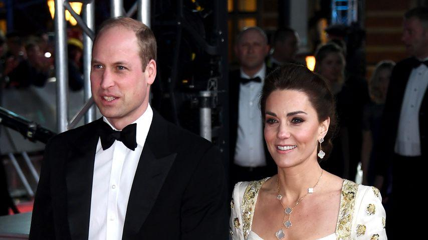 Gewusst? So turbulent begann Prinz William und Kates Liebe