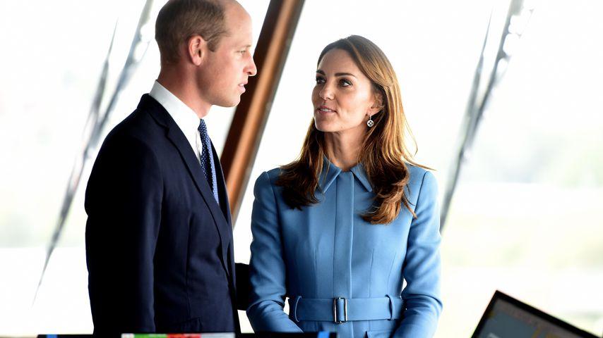 Prinz William und Herzogin Kate in England, 2019