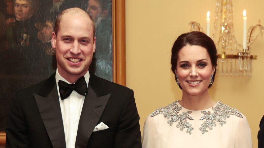 Wetten laufen: Soll William & Kates Baby etwa so heißen?