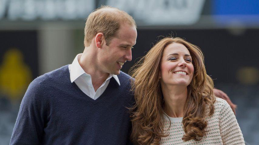 Prinz William & Herzogin Kate feierten wilde Party auf Ibiza