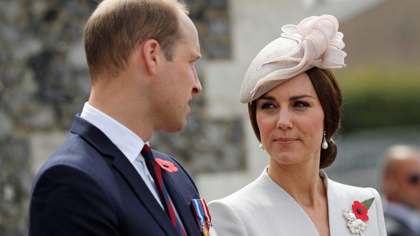 Plapper-William: Kommt Herzogin Kates 3. Baby doch früher?
