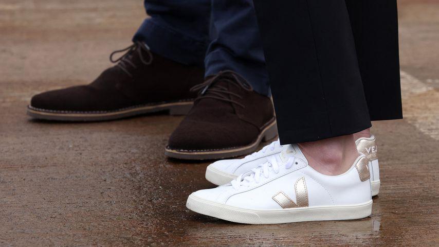 Prinz William und Herzogin Kates Schuhe