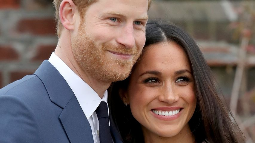 Mit Kniefall & Hähnchen: So lief Harrys & Meghans Verlobung!