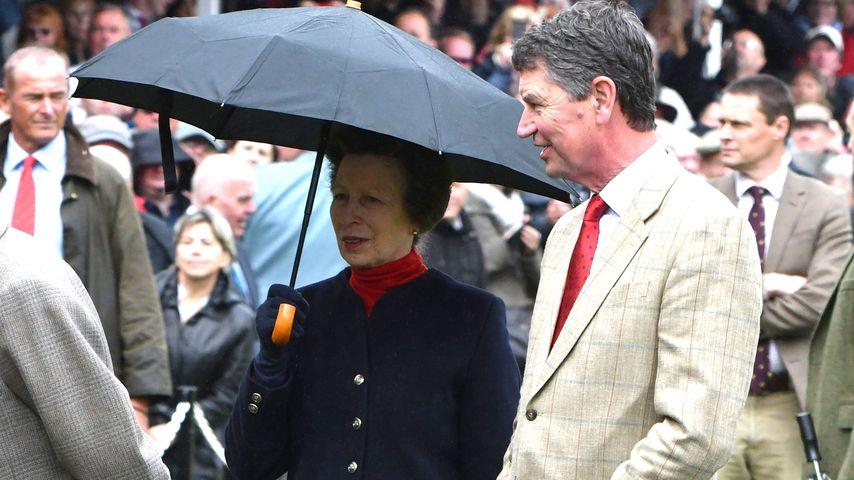 Prinzessin Anne bei den Highland Games